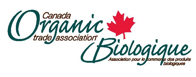 Canada Organic Trade Association logo