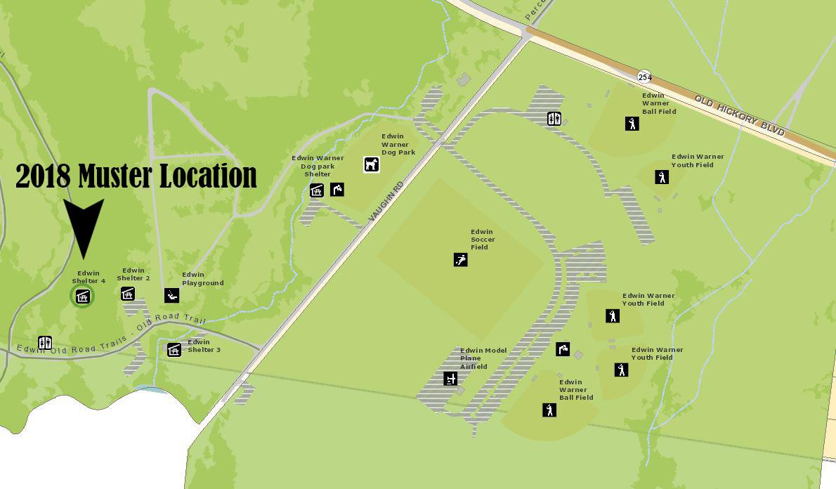 Shelter Map