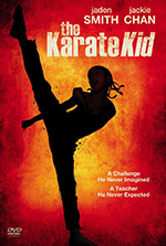 The Karate Kid DVD cover