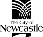 The City of Newcastle logo