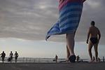 Towel Flick by Brydie Piaf