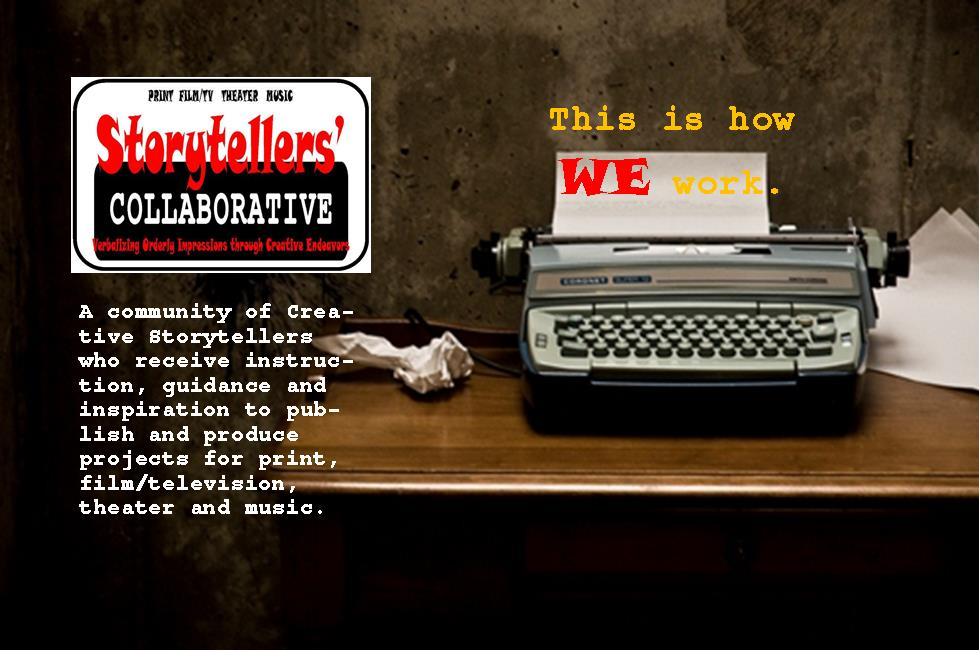 STORYTELLERS' COLLABORATIVE Logo