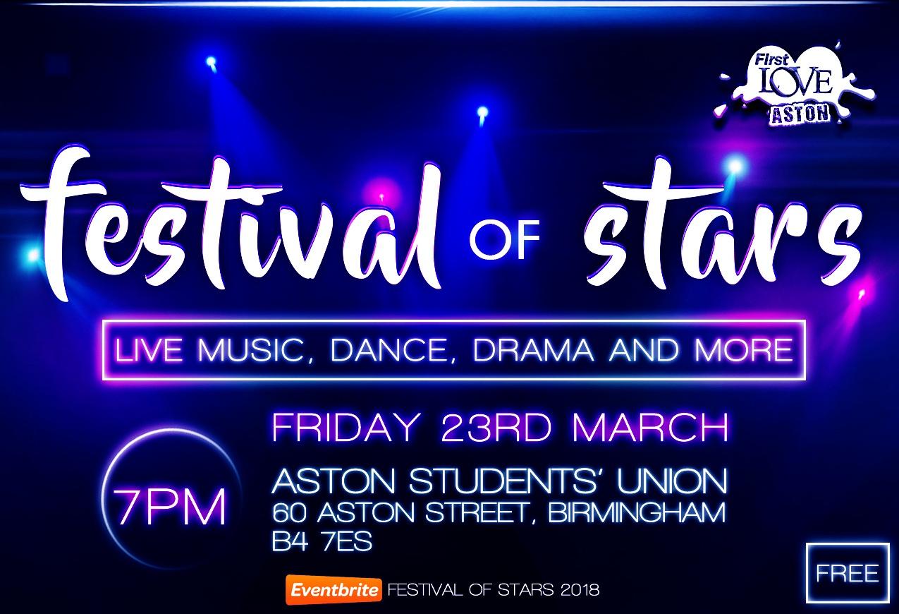 Festival of Stars 2018