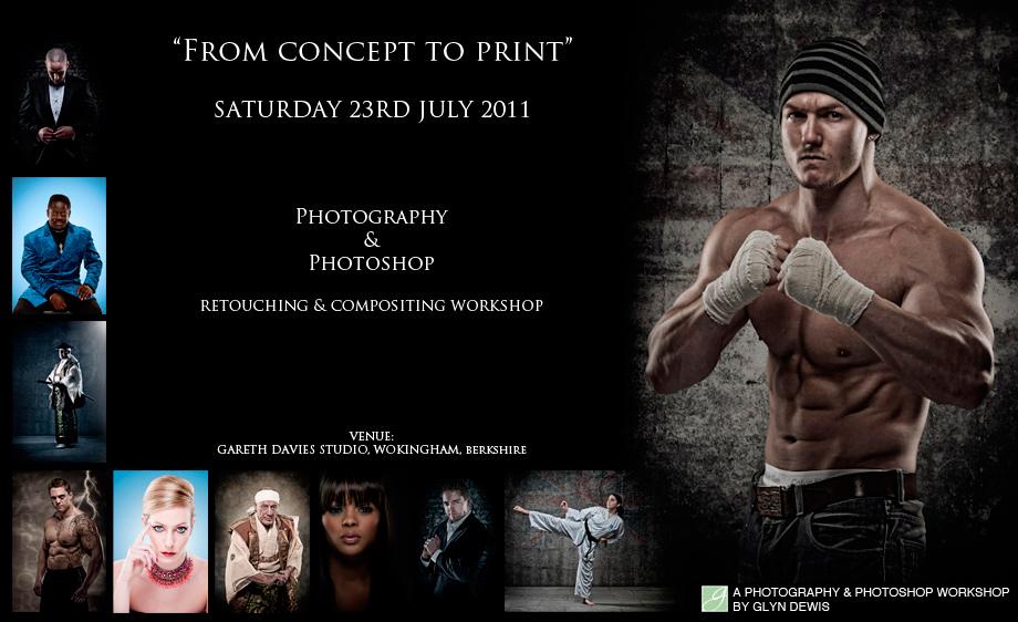 Glyn Dewis, Photography, Workshop, Adobe, Photoshop, Compositing