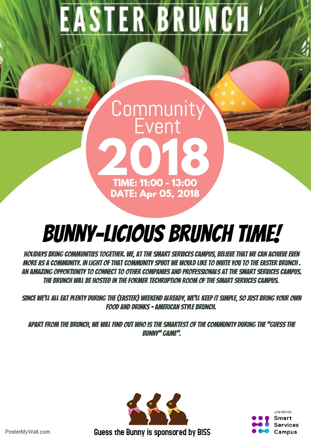 Community Event Poster
