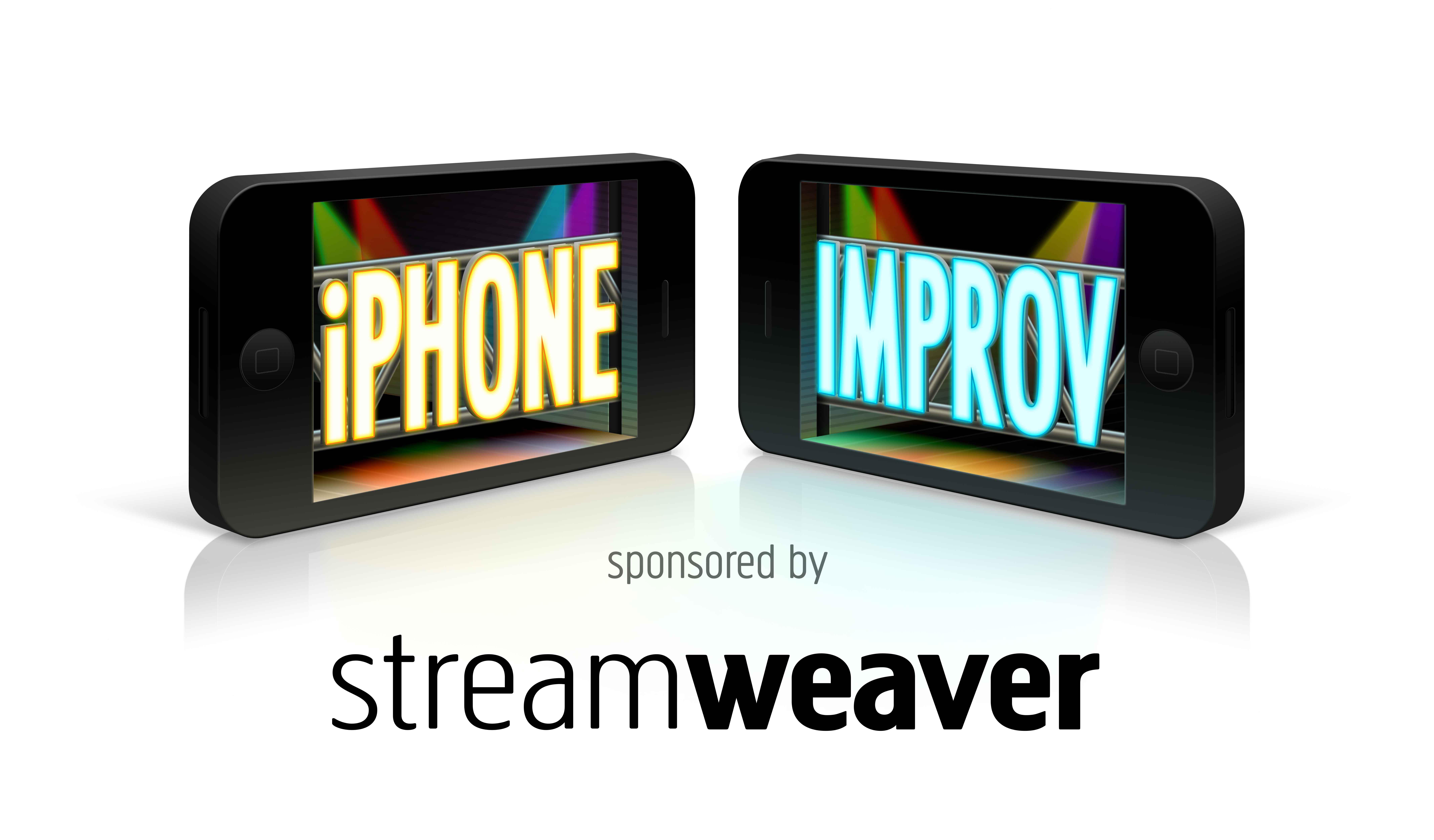Streamweaver iphone improv contest