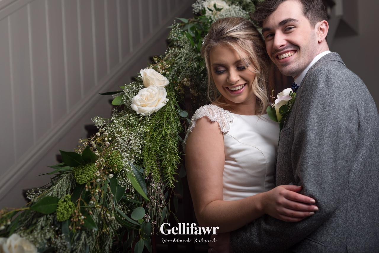Bride at Gellifawr