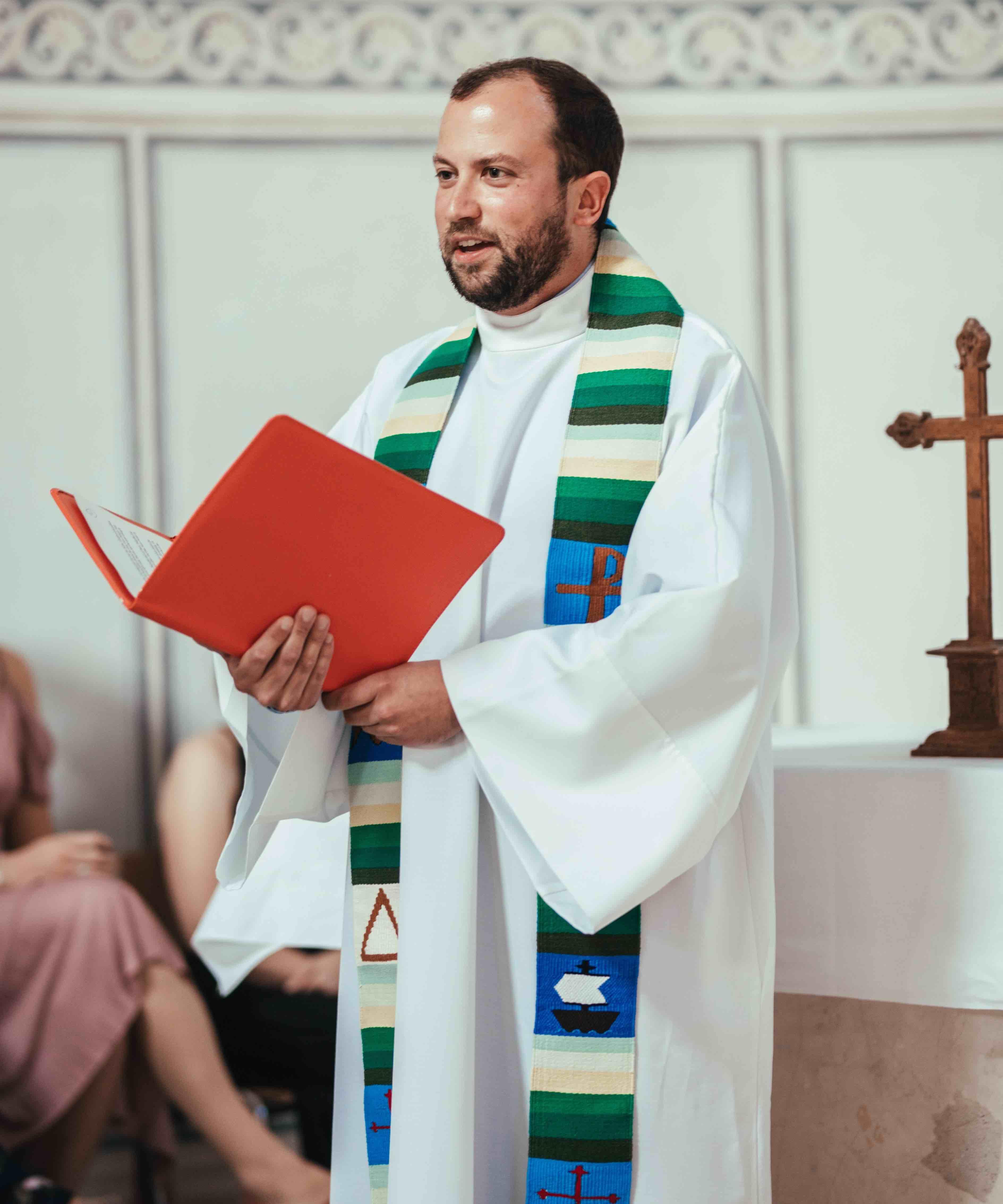 Rev. Joseph Graumann, Jr.