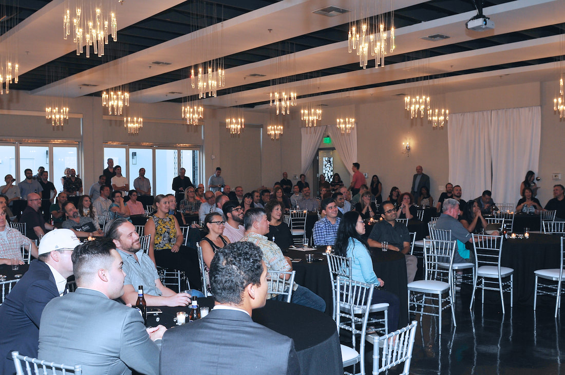 The Startup Connection 2018 hosted by Chandler Innovations.