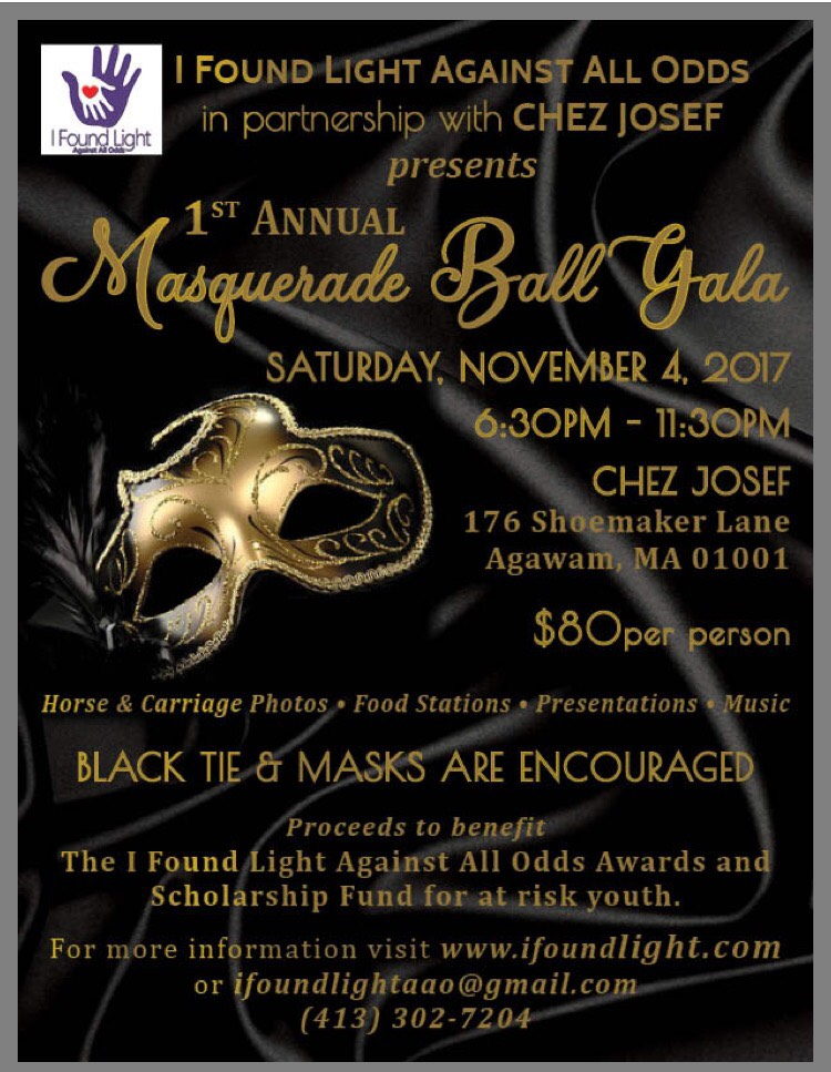 Masquerade Ball Gala