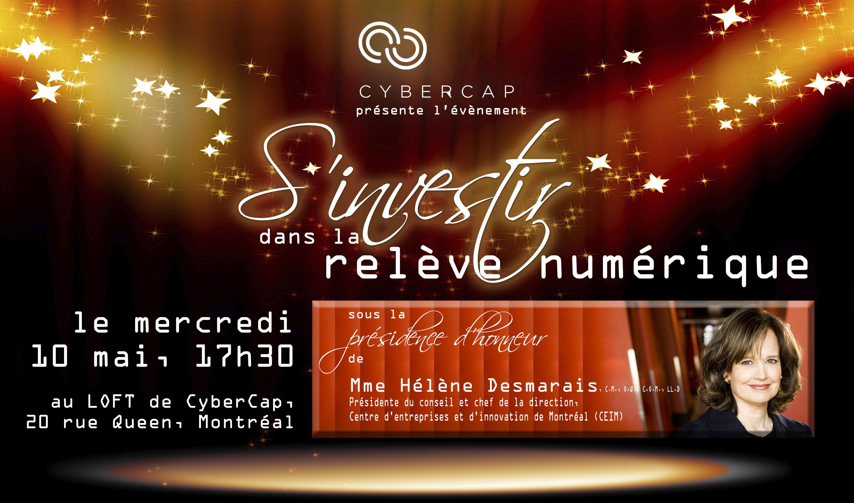 S'investir dans la relève numérique de CyberCap