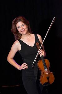 Rhea Leinster, Violinist/Violist