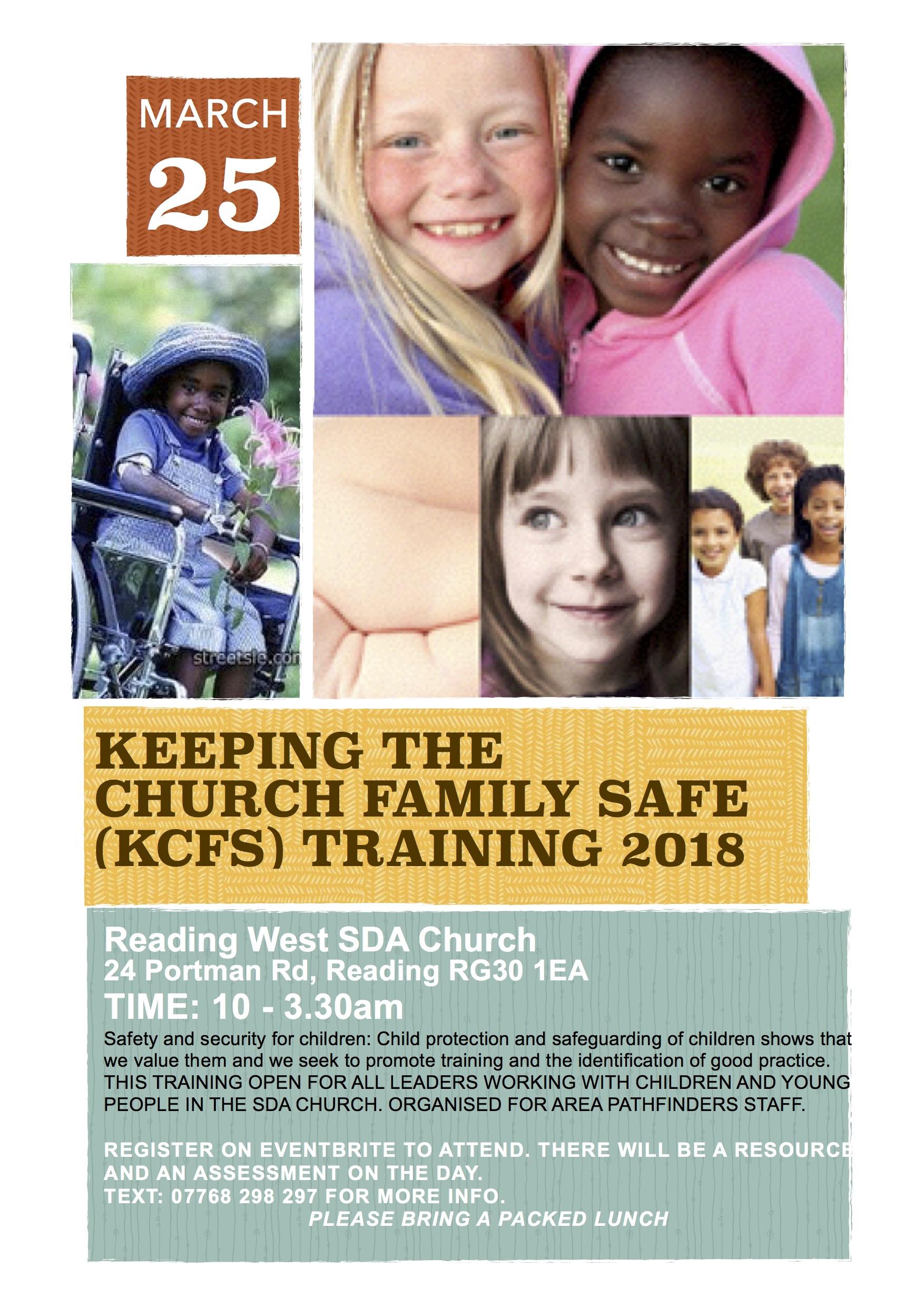 KCFS Poster