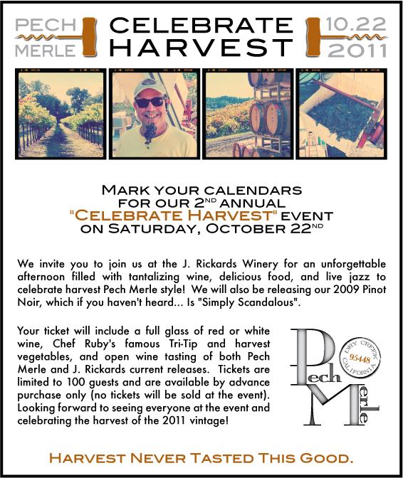 Harvest Logo 2011