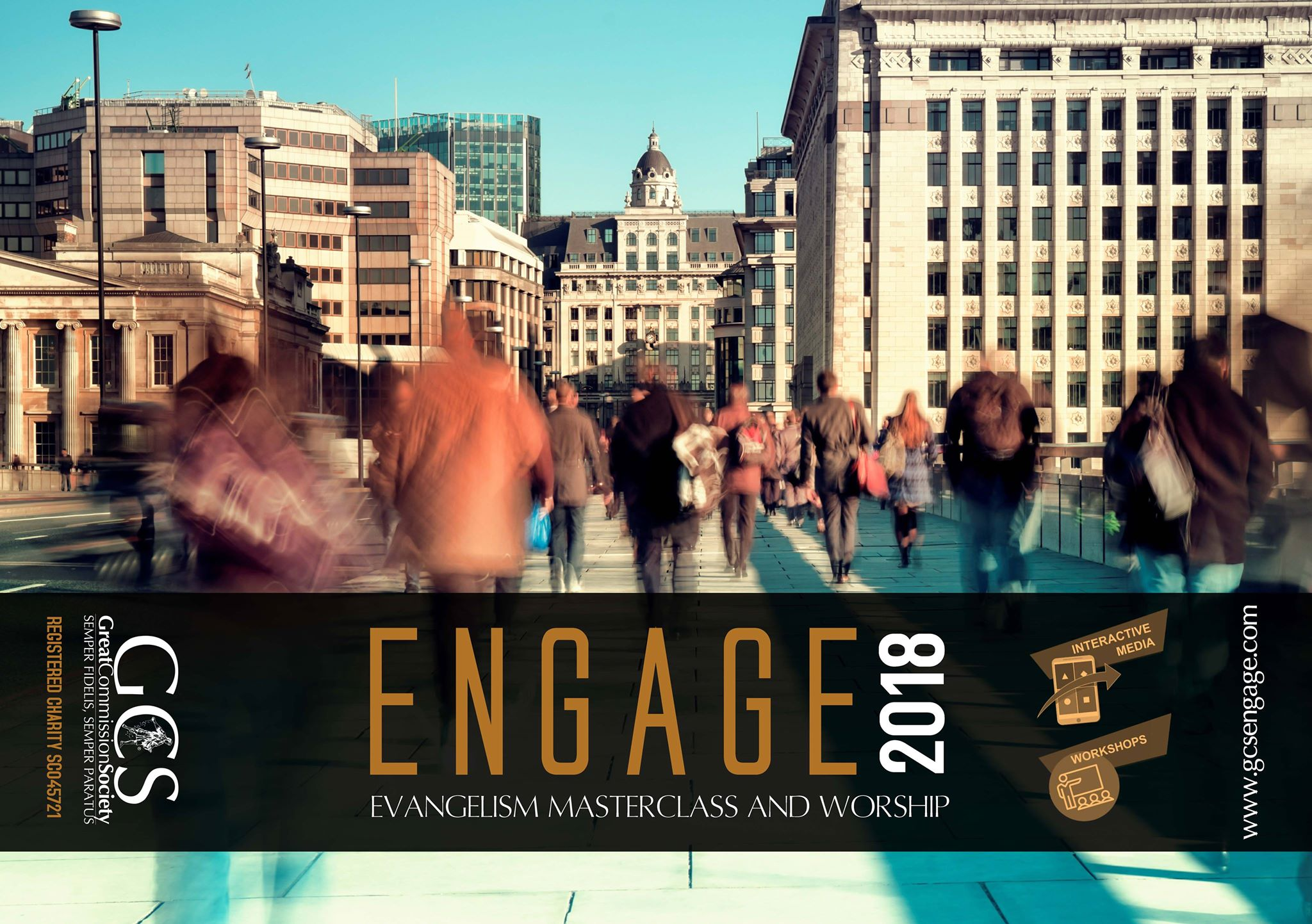 Engage flyer (front)