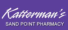 Katterman's Sand Point Pharmacy logo