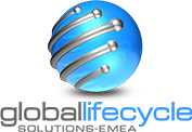 Global Life Cycle Logo and Website Link