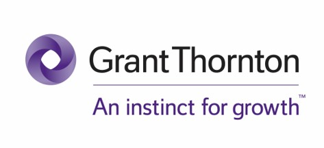 Grant Thornton logo and Internet Site
