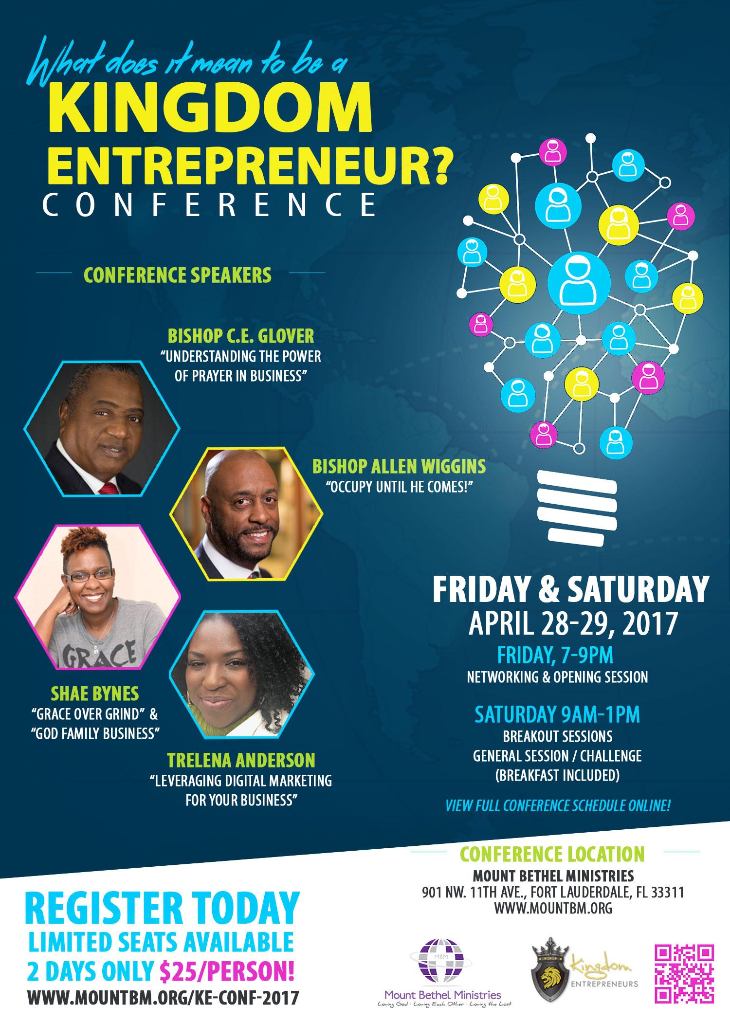 KE Conference 2017 Flyer