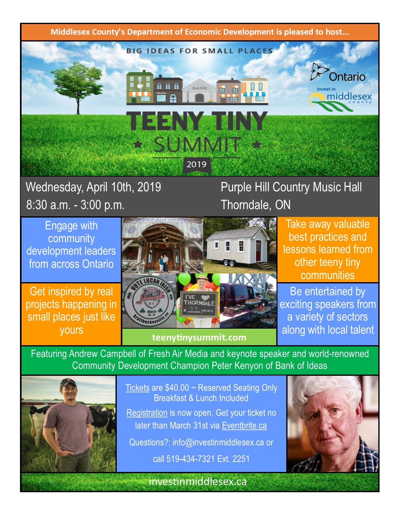 TTS Flyer - Middlesex County