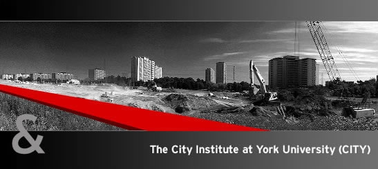 The City Institute at York University logo