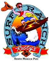 RUSTY'S SURF RANCH NEW YEAR'S EVE with THE FUDOGS on the...