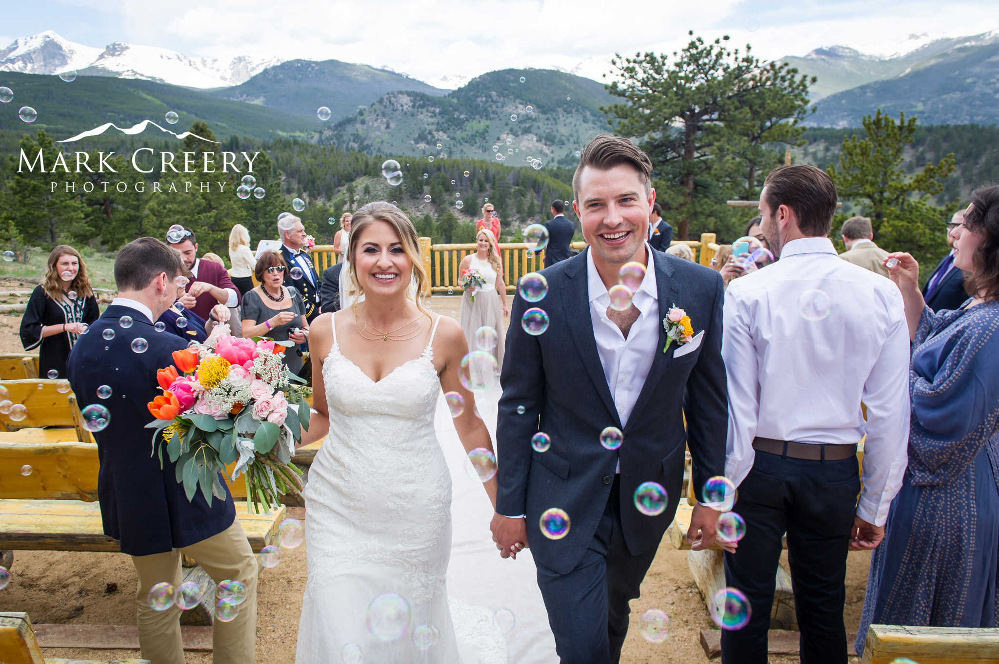 Fort Collins Country Club wedding