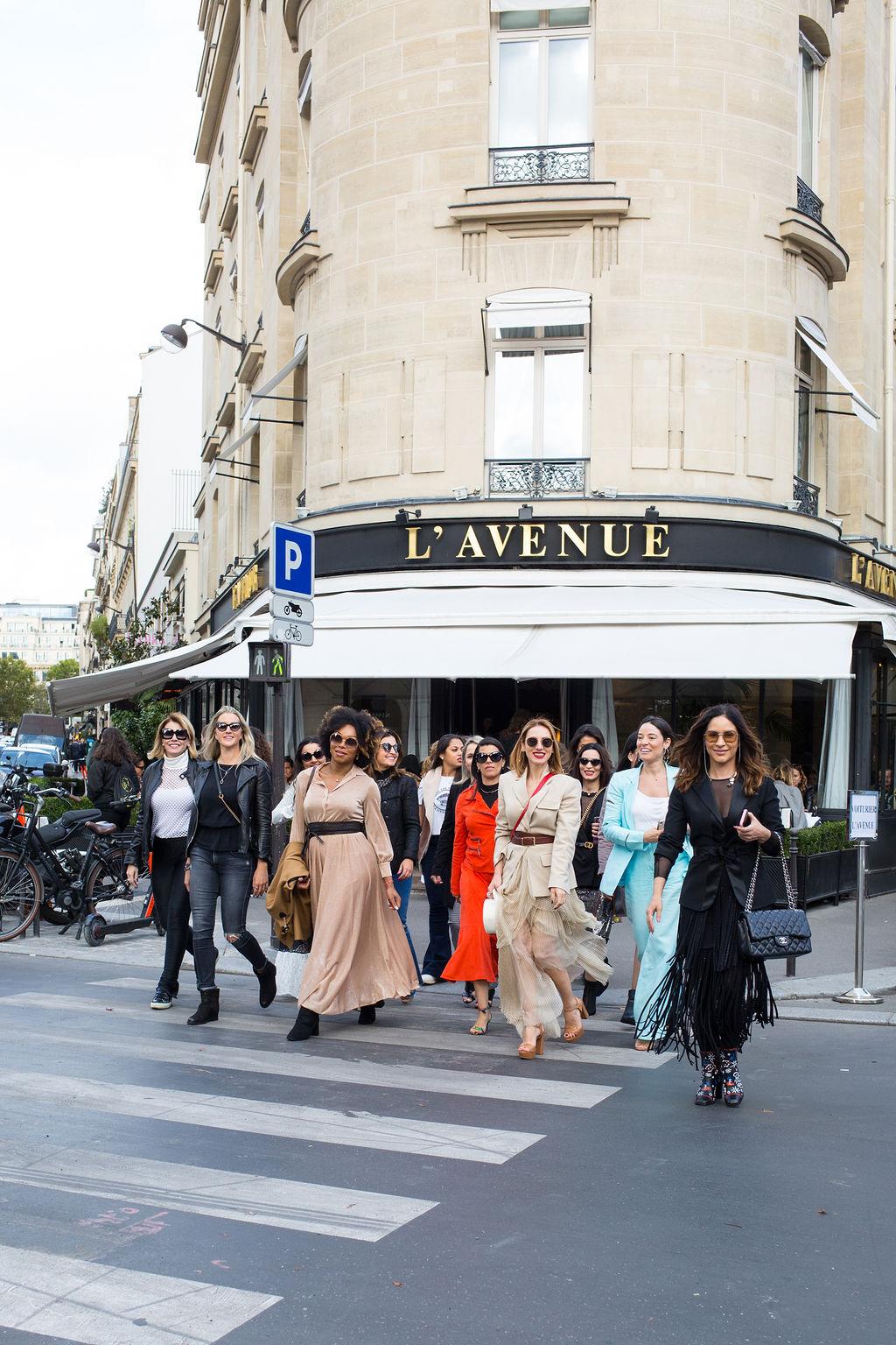 CURSO DANIELLE FERRAZ PARIS FASHION WEEK