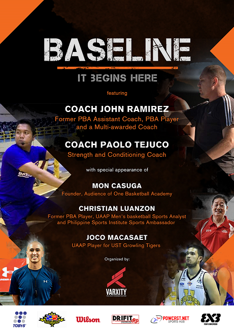 Coaches Baseline Boot Camp