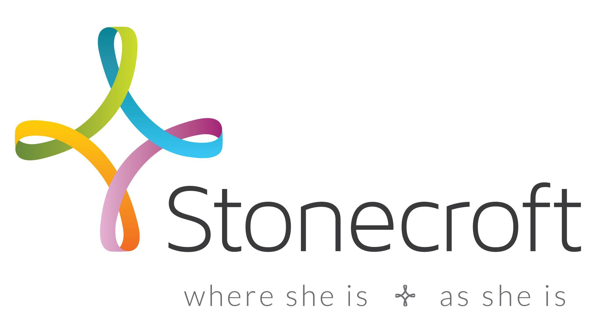 Stonecroft Logo with tagline