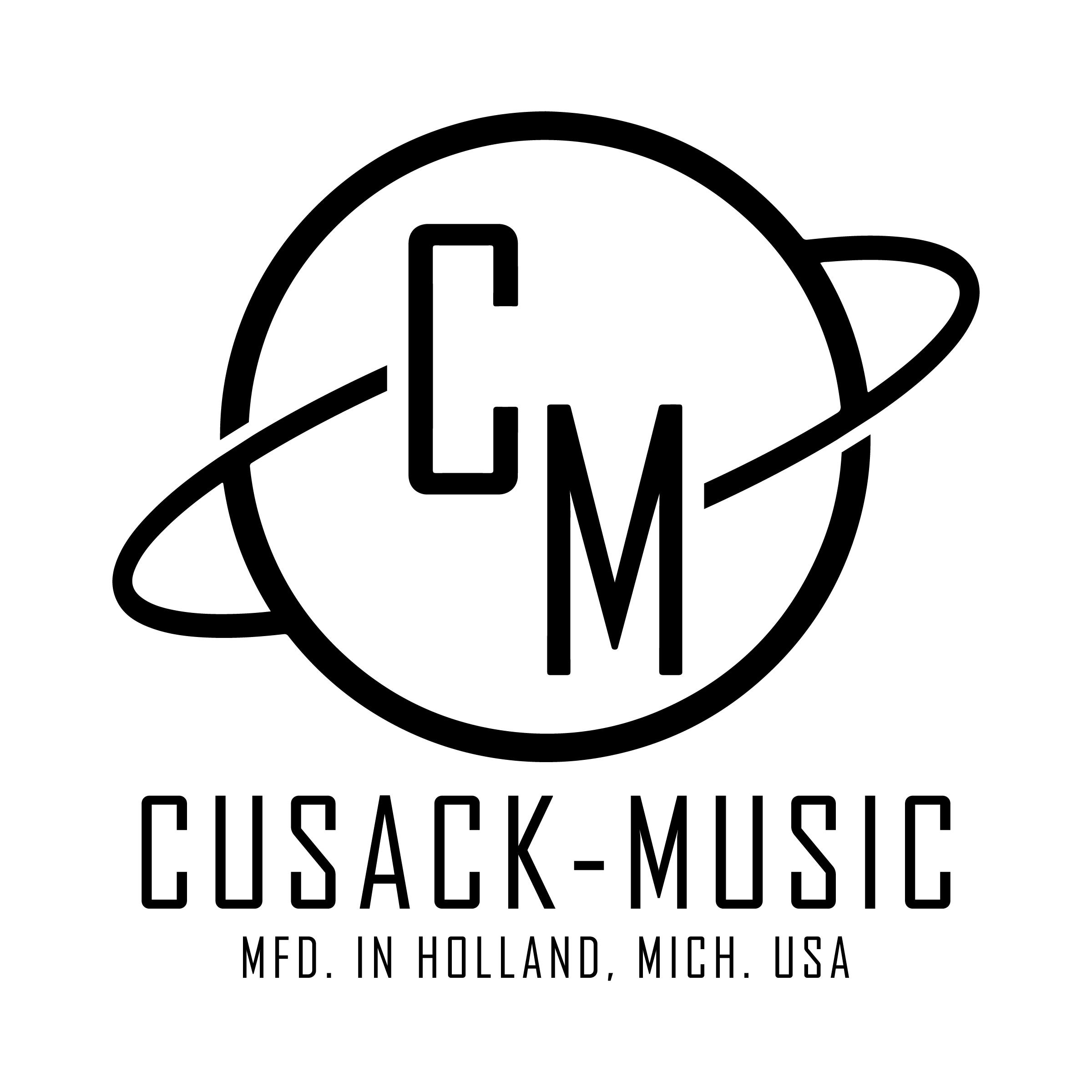 Cusack Music Park Theatre Sponsor