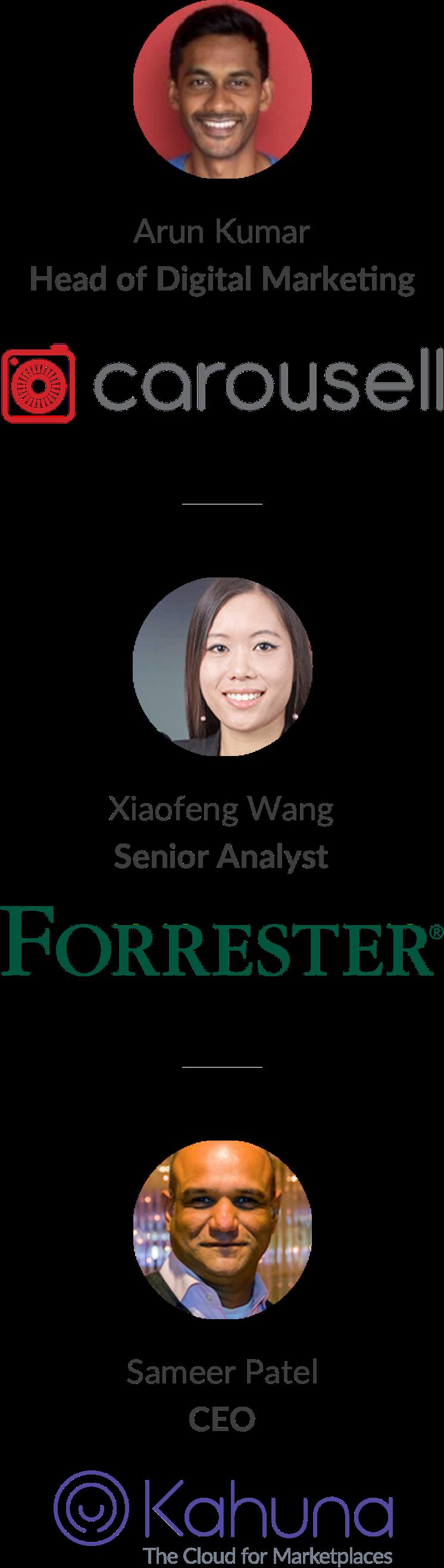 MarketplaceConnect Singapore 2018 panel