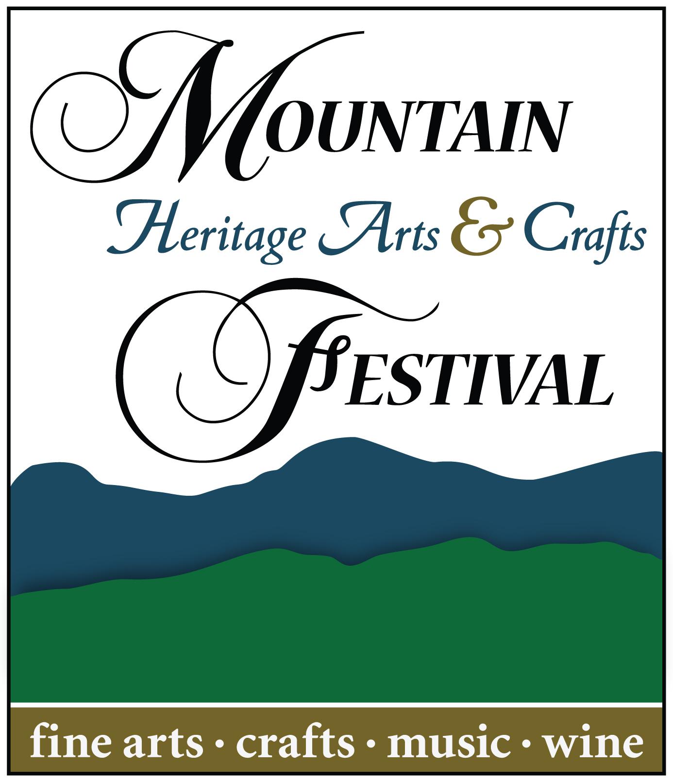 Mountain Heritage Arst & Crafts Logo
