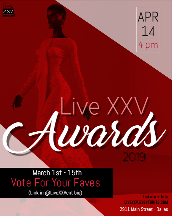 Live XXV Awards