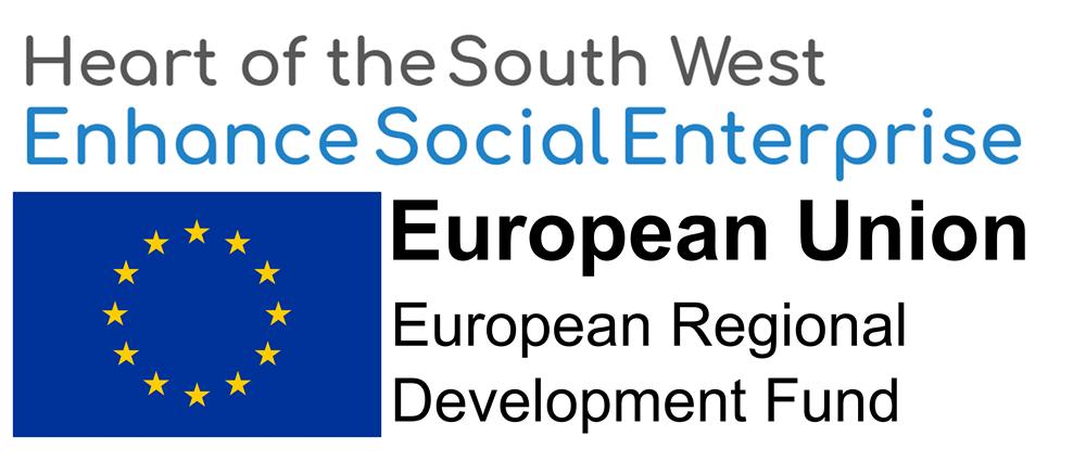 Heart of the South West and EU European Regional Development Fund logos