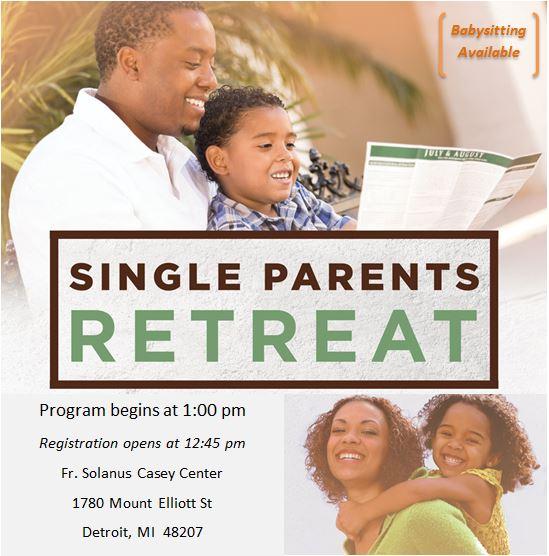 Single Parents Retreat