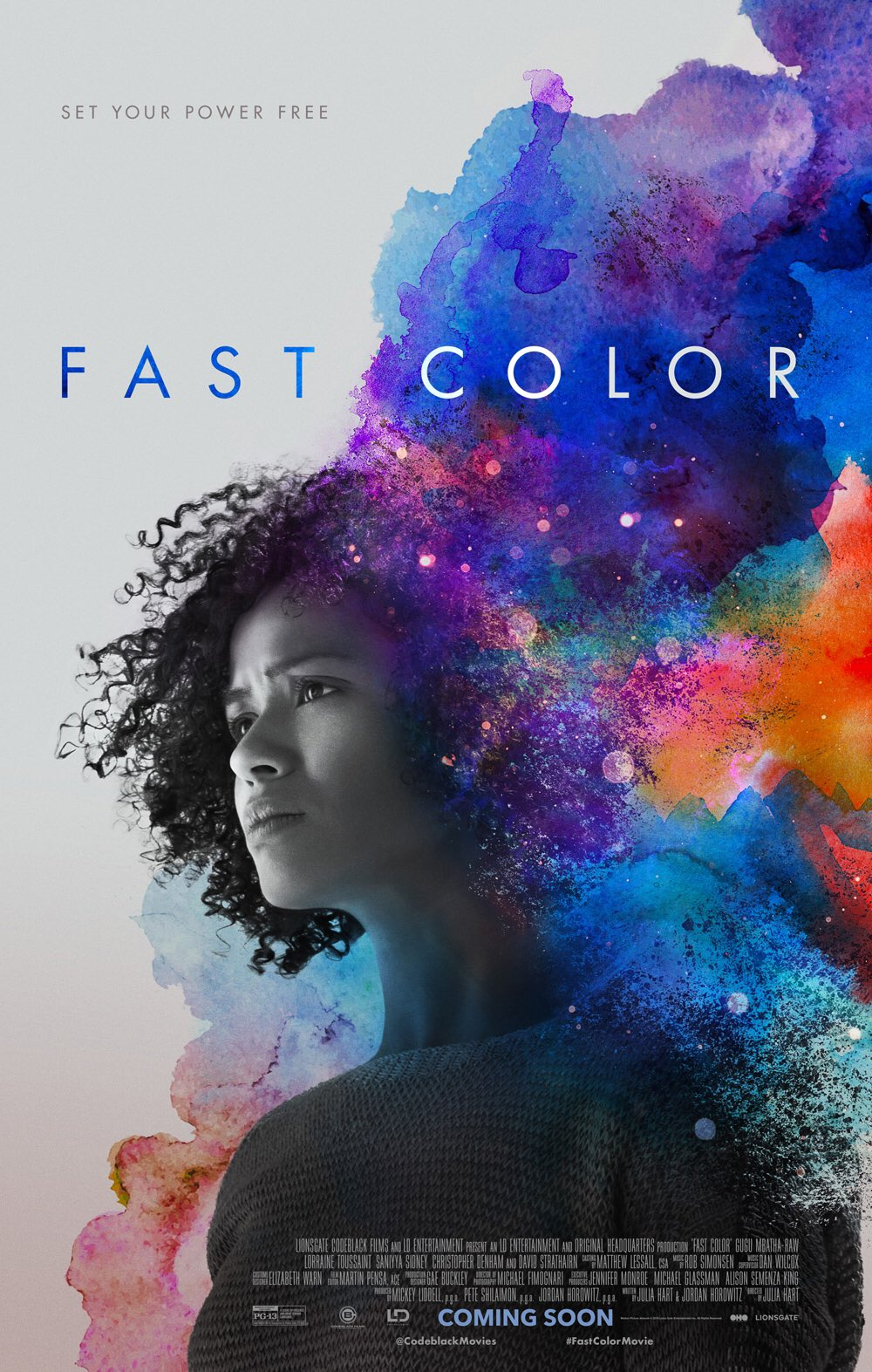 Fast Color Movie Screening Tickets, Sat, Sep 21, 2019 at 2