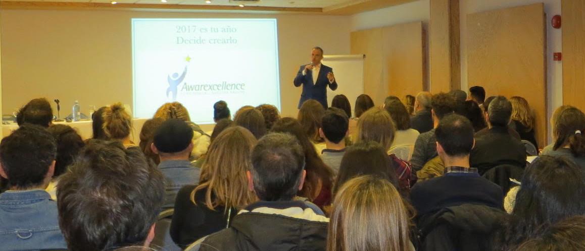 Conferencia Israel Romero Ibiza