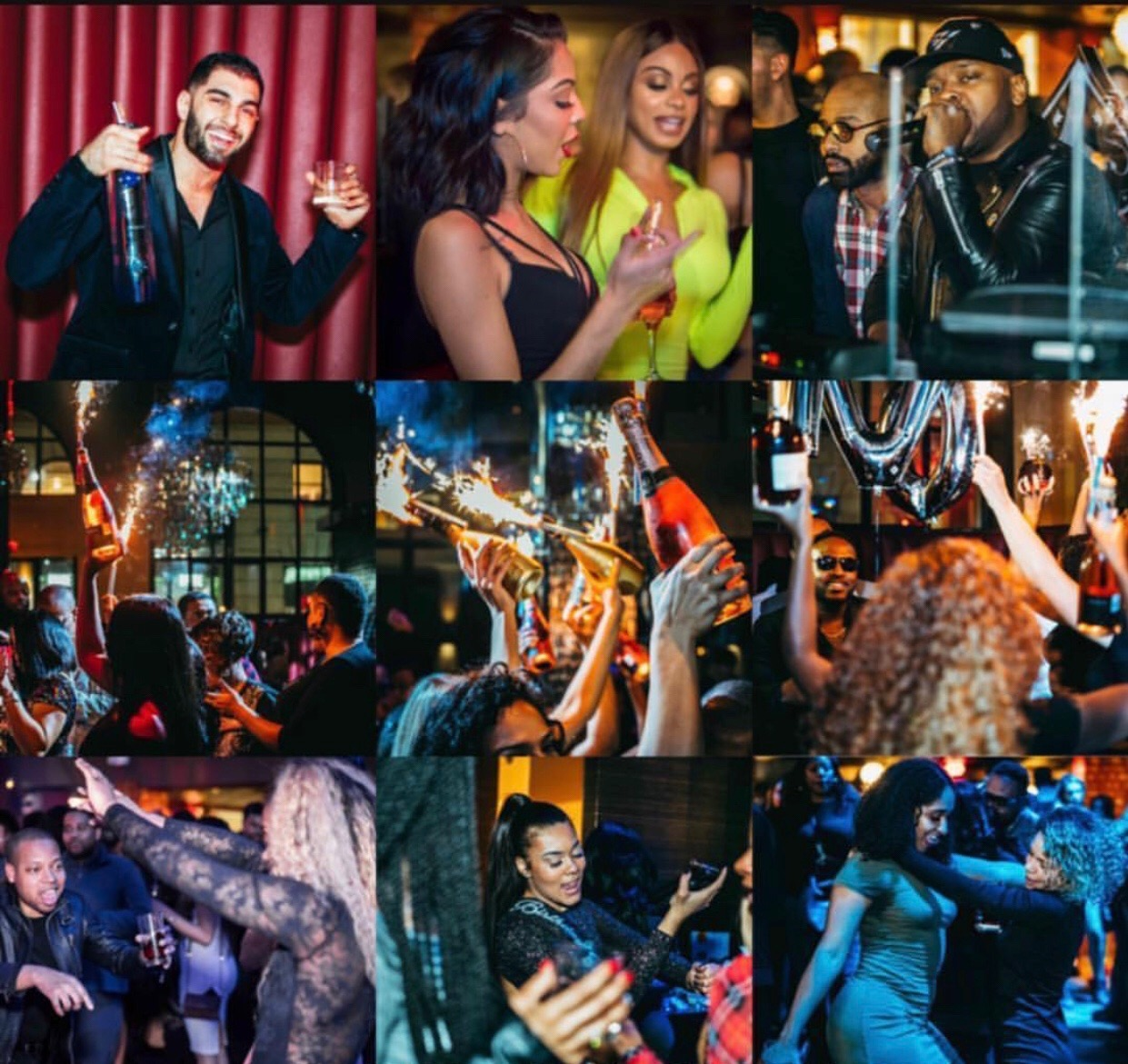 The Link Up! NSBE Professionals Invasion - 29 MAR 2019