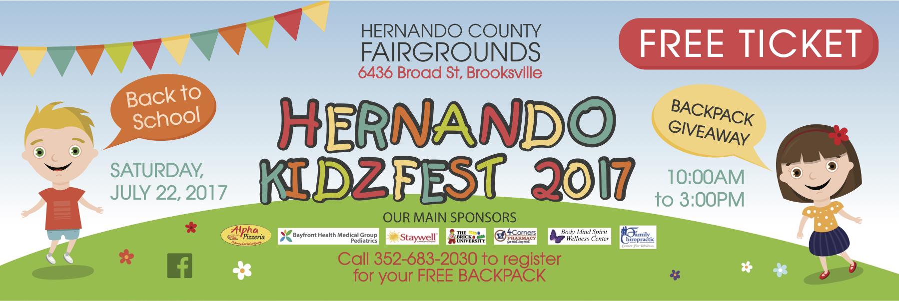 Hernando Kidz Fest 2017