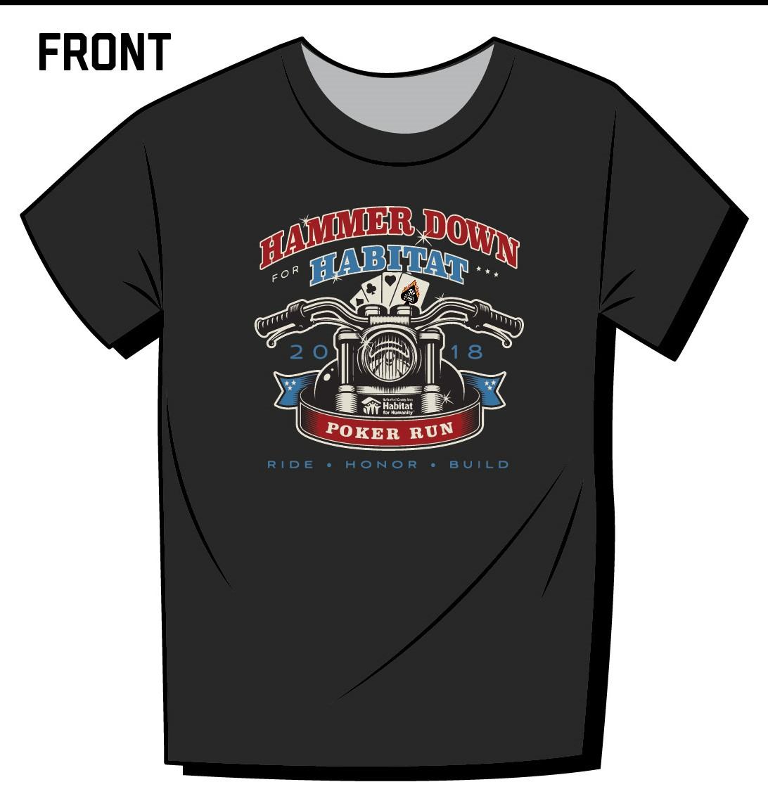2018 Hammer Down T-Shirt