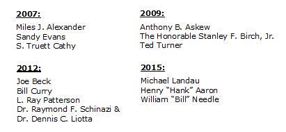 Names of Previous Recipients (version 5)
