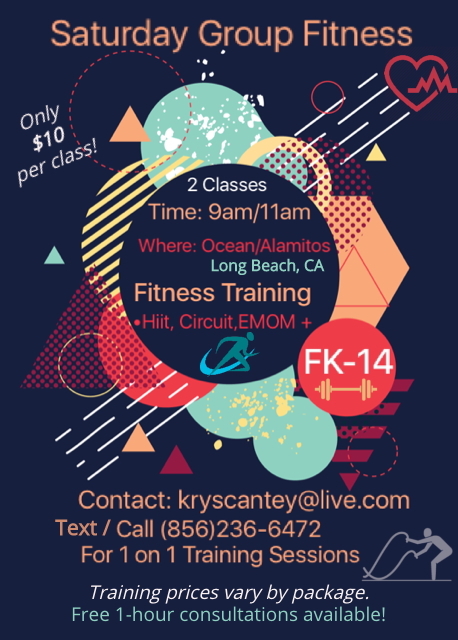 Saturday Group Fitness Classes
