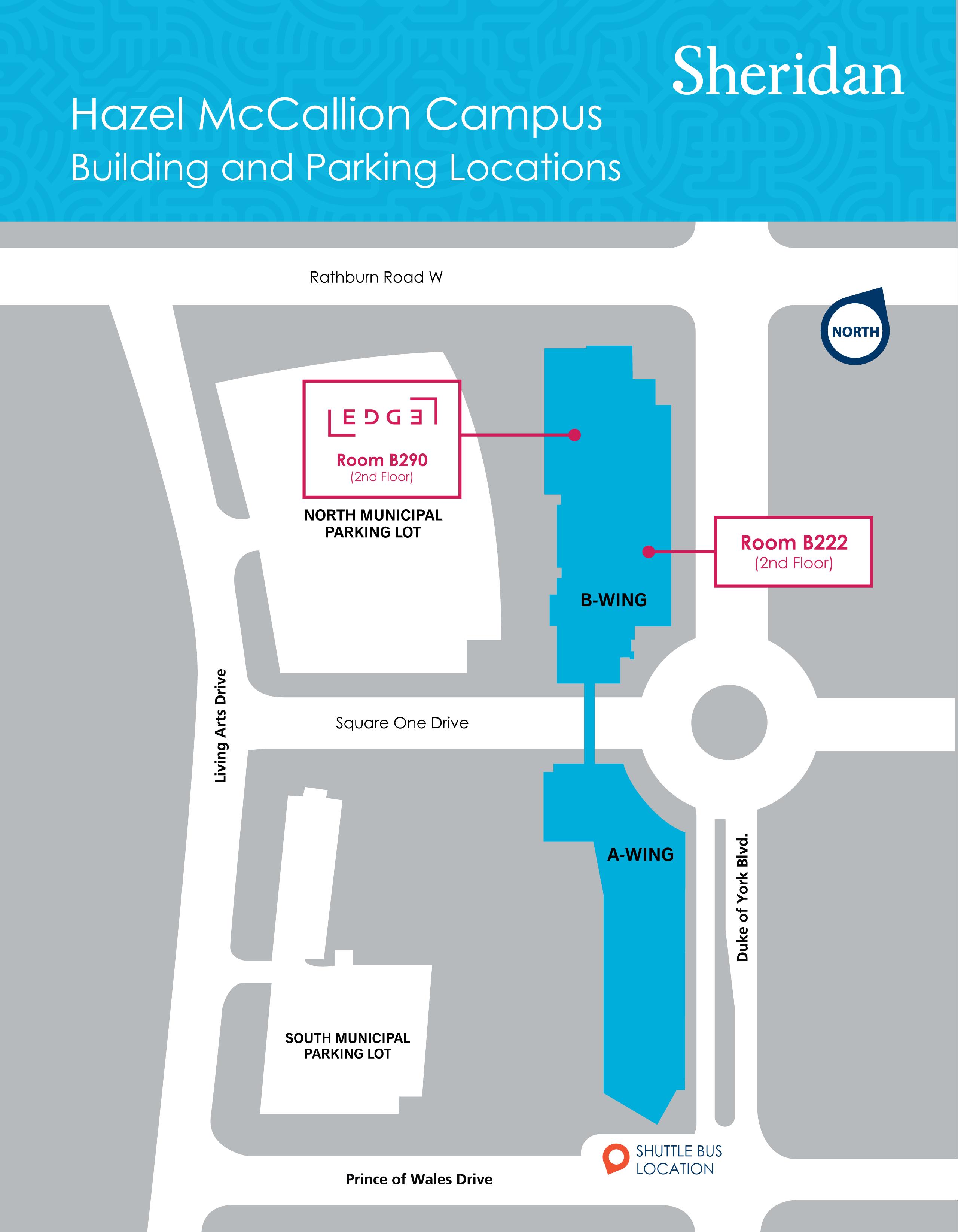 HMC Campus Map