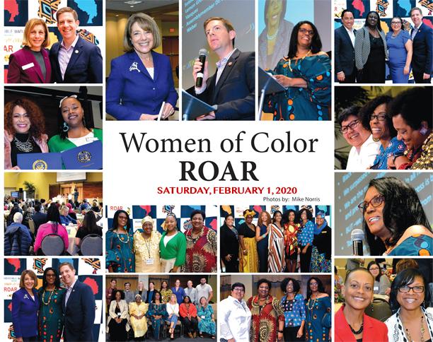 Women of Color Roar