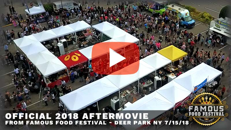 Aftermovie from famous food festival 2018