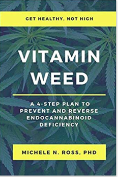 Vitamin Weed Book