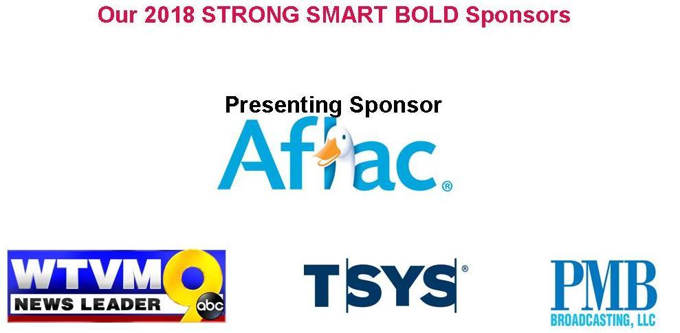 2018 SSB Sponsors