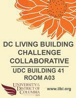 DC Living Building Challenge Collaborative part of the International Living Futures Institute and the University of the District of Columbia