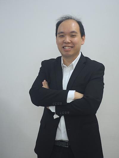 Speaker: Justin Dominic Wong